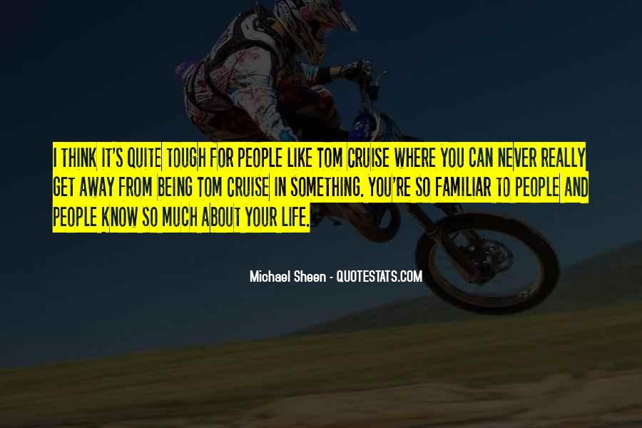 Something To Think About Life Quotes #1045567