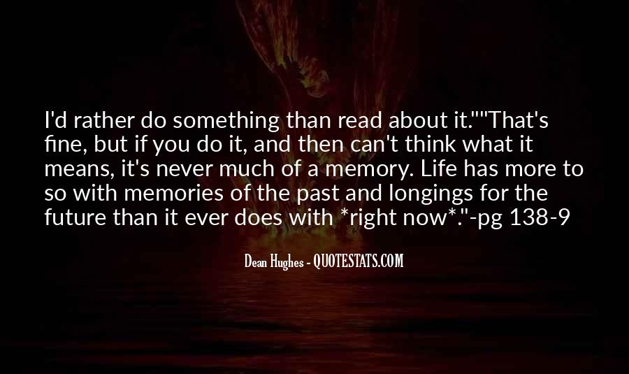 Something To Think About Life Quotes #1187432