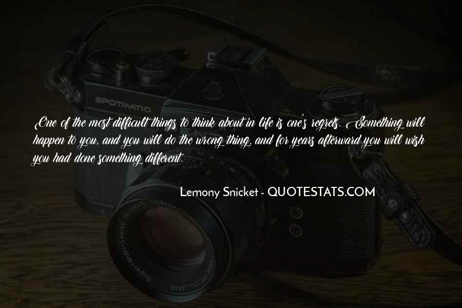Something To Think About Life Quotes #1488104