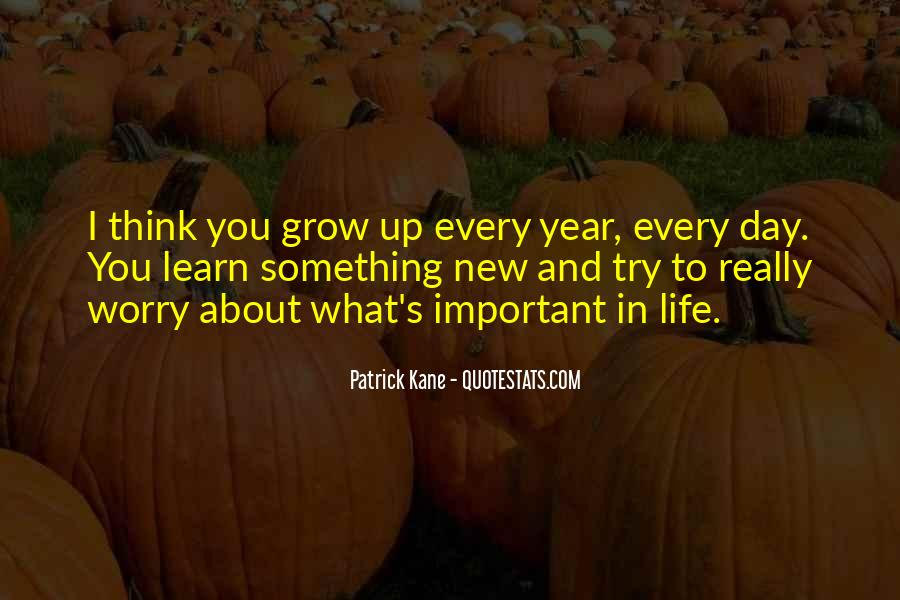 Something To Think About Life Quotes #1659559