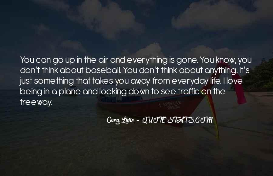 Something To Think About Life Quotes #1755098
