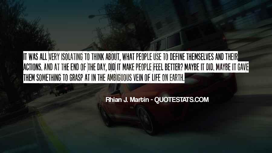 Something To Think About Life Quotes #214016