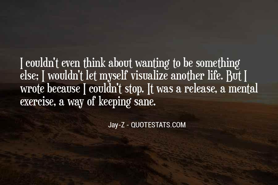 Something To Think About Life Quotes #337174