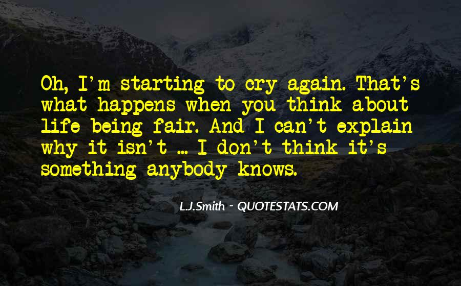 Something To Think About Life Quotes #498067