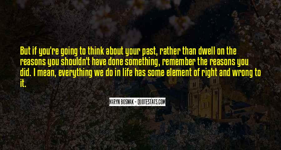 Something To Think About Life Quotes #893447