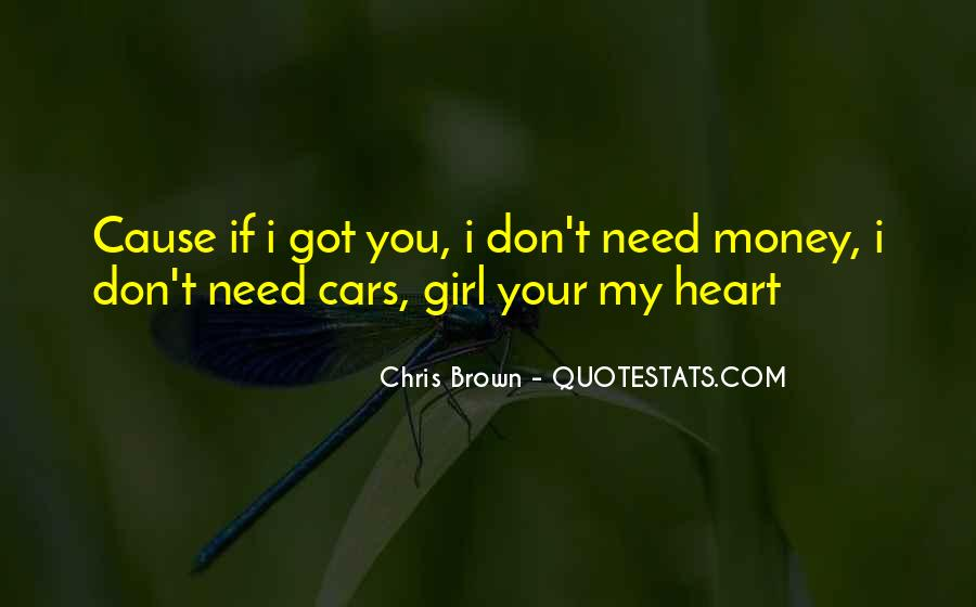 Sometimes All A Girl Wants Quotes #2997