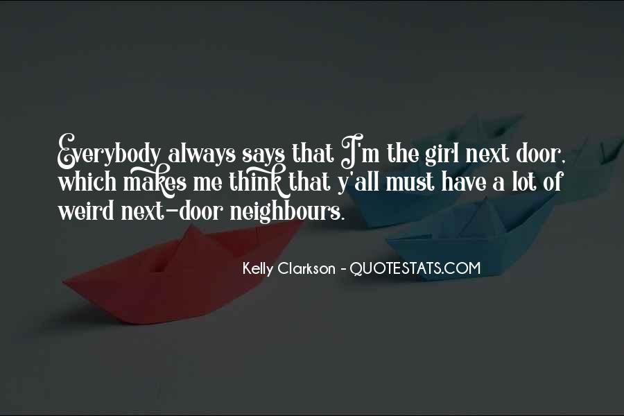 Sometimes All A Girl Wants Quotes #4466