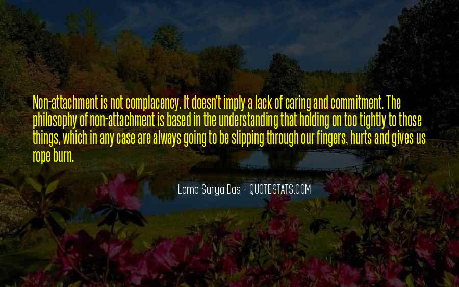 Sometimes Caring Hurts Quotes #1684186