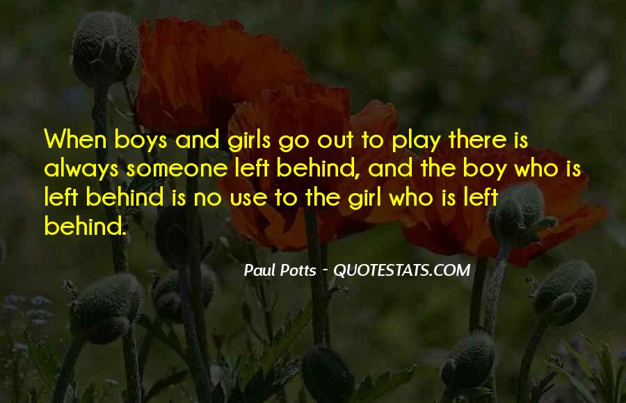 Sometimes I Wish I Was A Boy Quotes #1204