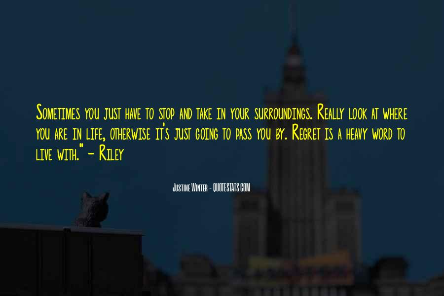 Sometimes In Your Life Quotes #133306