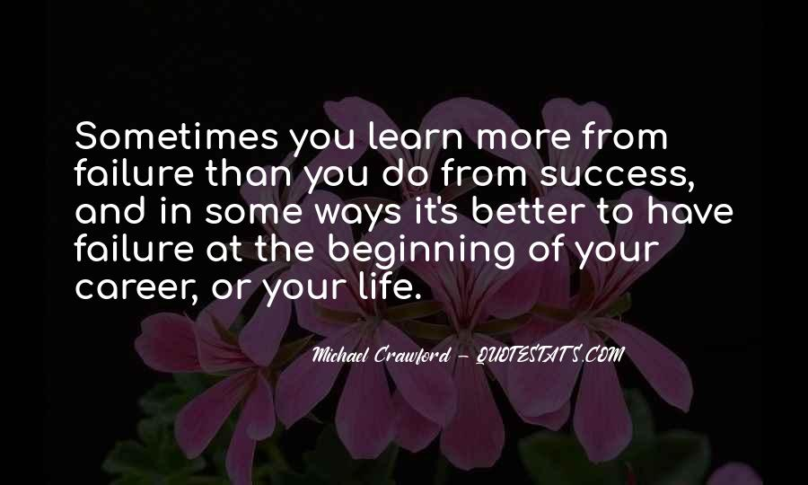Sometimes In Your Life Quotes #346485