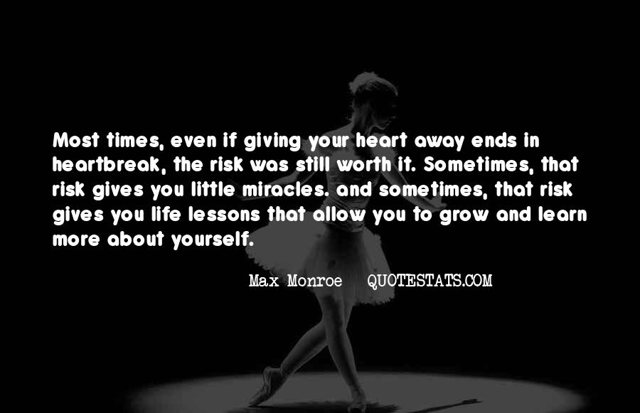 Sometimes In Your Life Quotes #561701