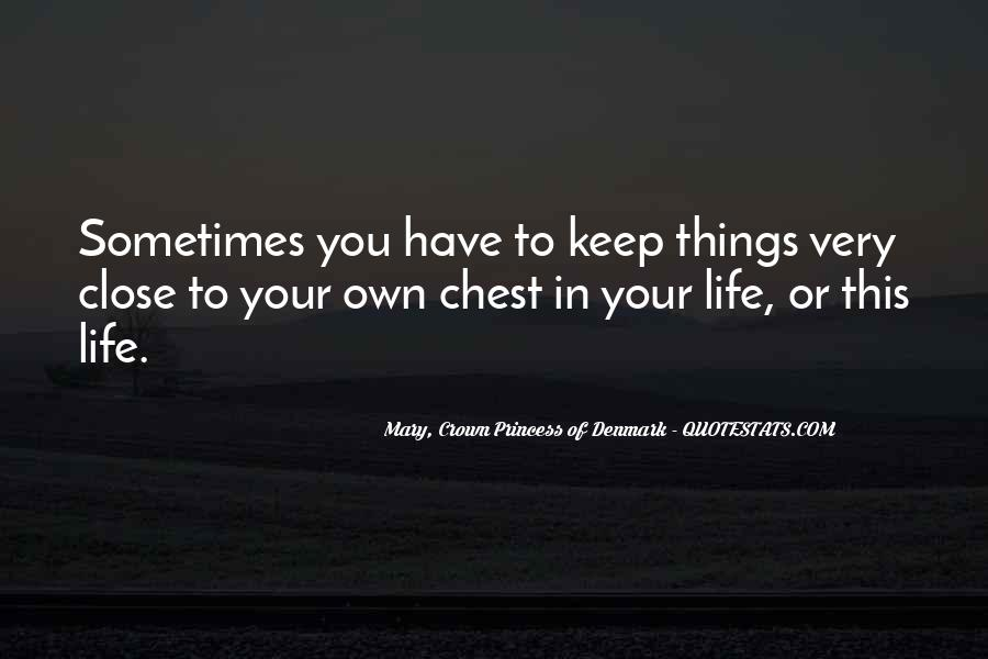 Sometimes In Your Life Quotes #78031