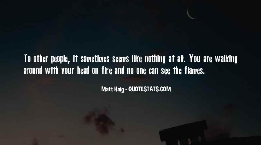 Sometimes It Seems Like Quotes #1009971