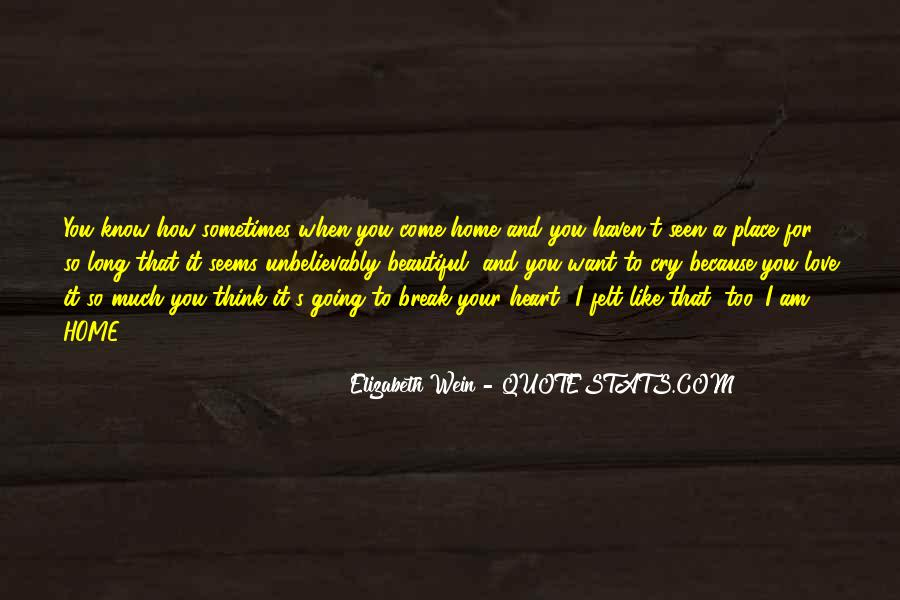 Sometimes It Seems Like Quotes #1276670