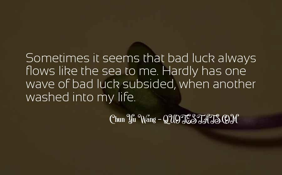 Sometimes It Seems Like Quotes #1336453