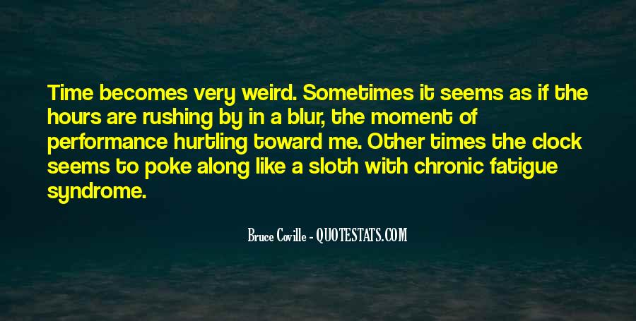 Sometimes It Seems Like Quotes #1661158