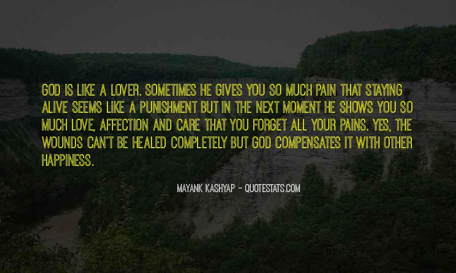 Sometimes It Seems Like Quotes #60876