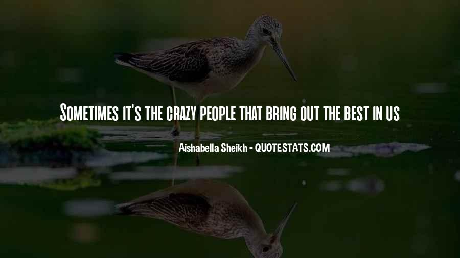 Sometimes It's Best Quotes #1000221