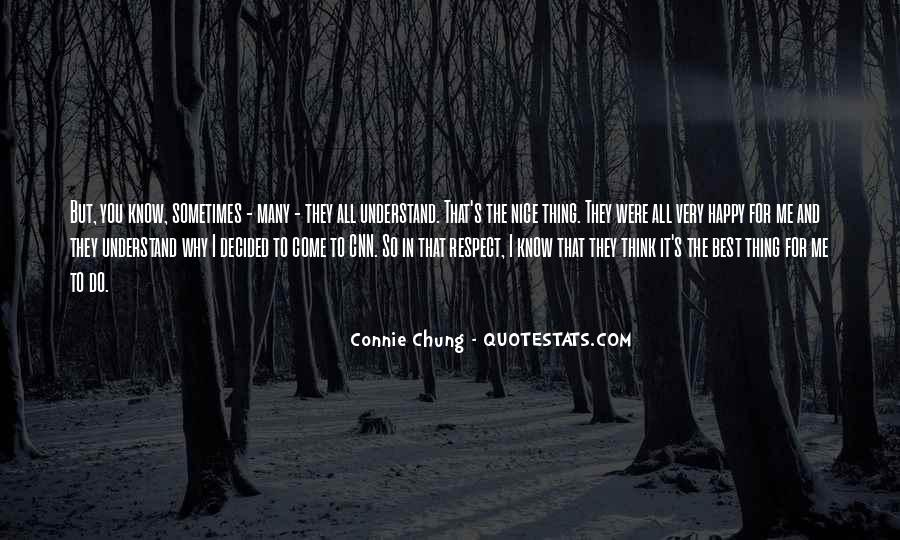 Sometimes It's Best Quotes #194719