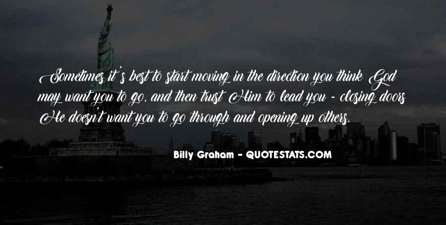 Sometimes It's Best Quotes #266145