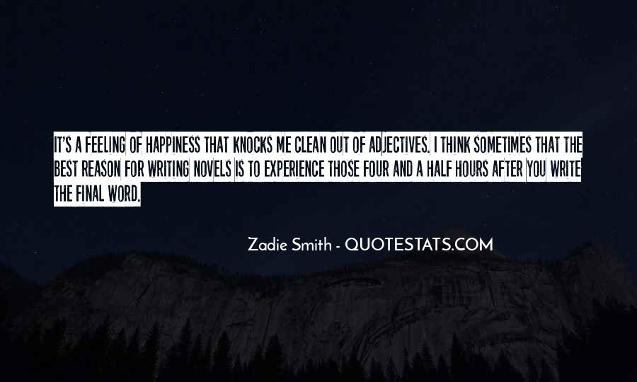 Sometimes It's Best Quotes #356143