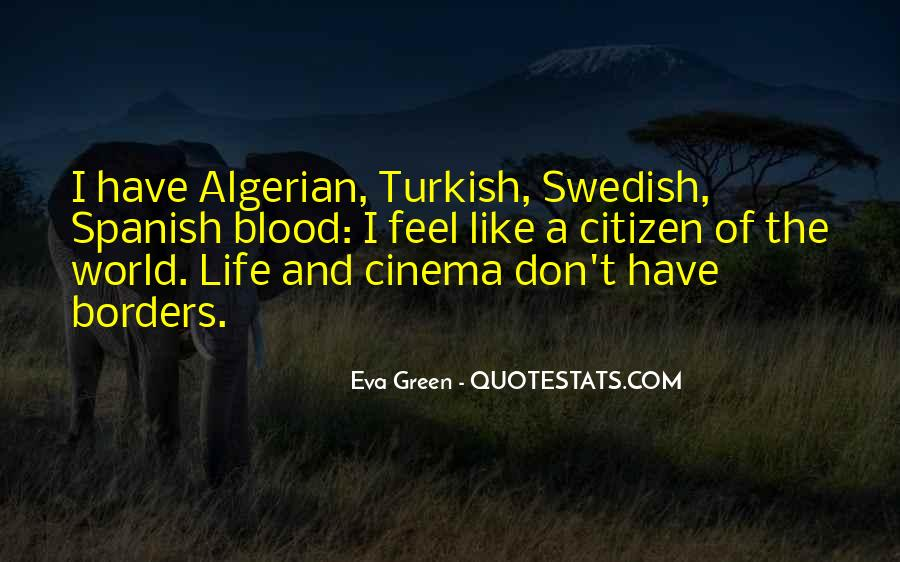 Quotes About Eva Green #1253143
