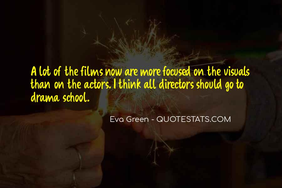 Quotes About Eva Green #1388137
