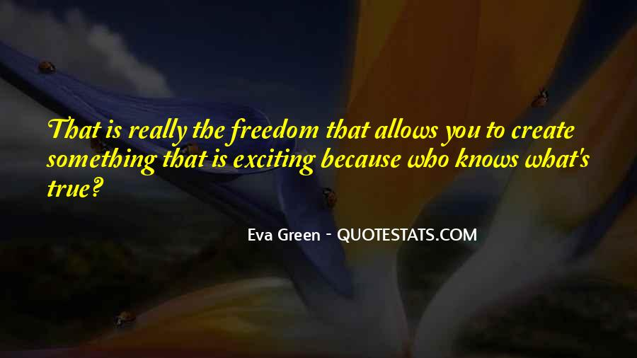 Quotes About Eva Green #1524279