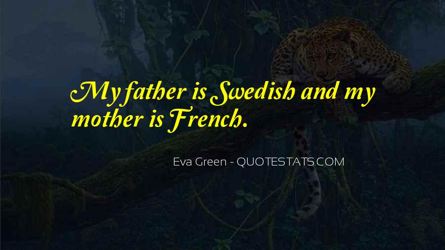 Quotes About Eva Green #1748873