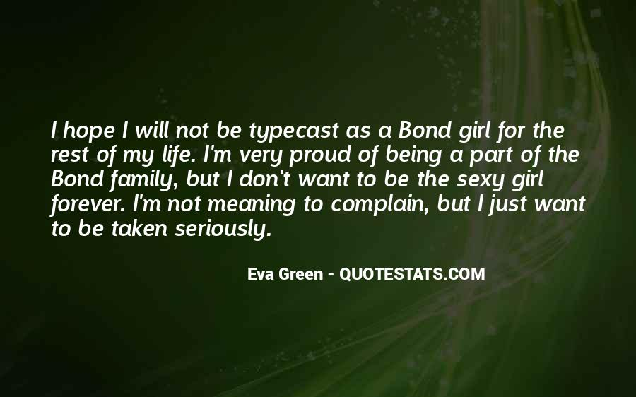 Quotes About Eva Green #207024