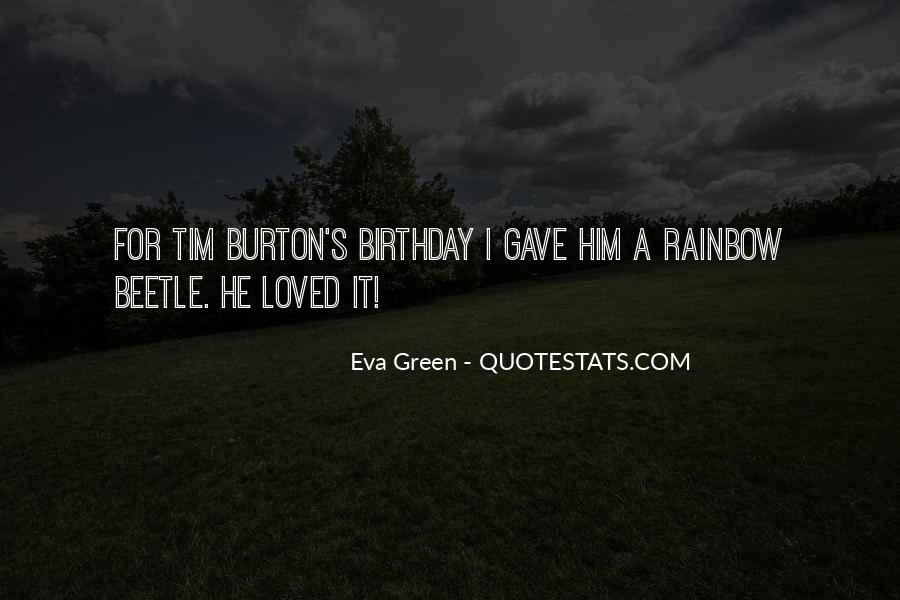 Quotes About Eva Green #326636
