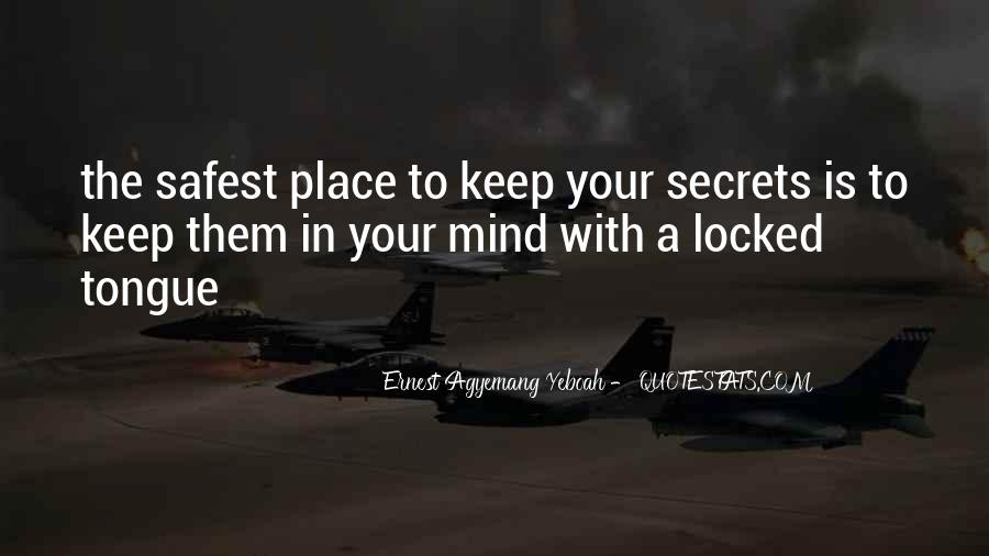 Sometimes Not Knowing Is Better Quotes #30289