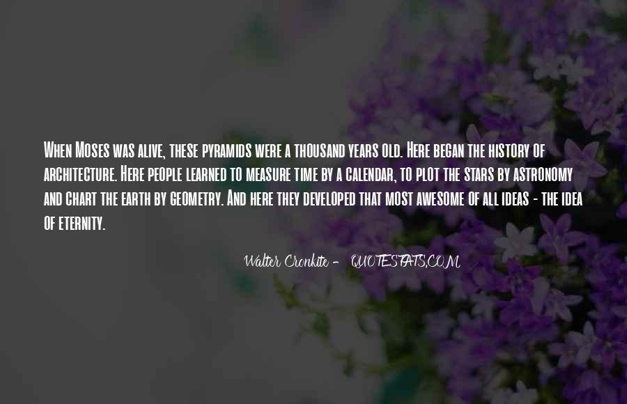 Quotes About Walter Cronkite #1052965