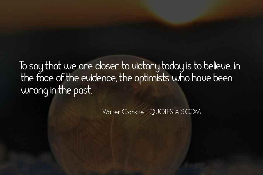 Quotes About Walter Cronkite #1203629
