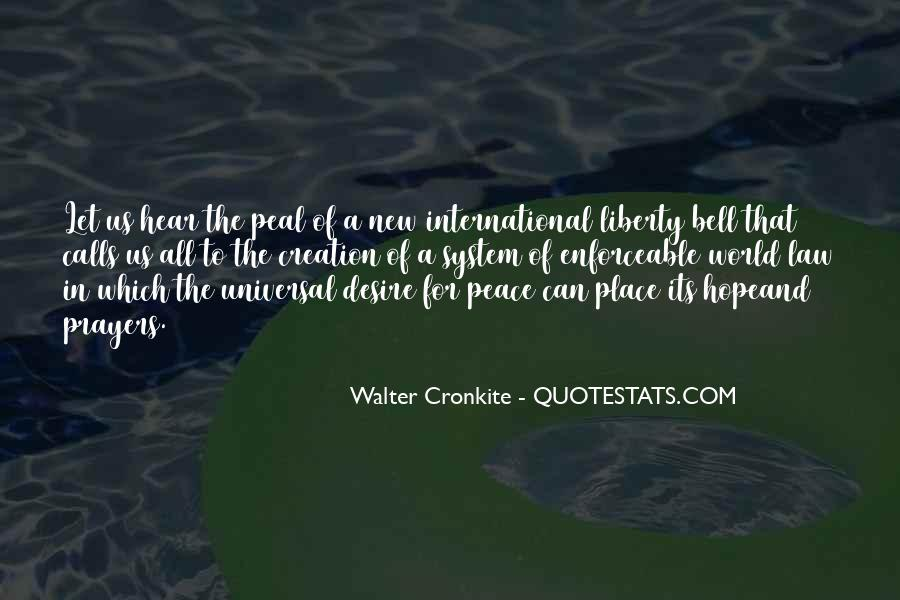 Quotes About Walter Cronkite #1583225