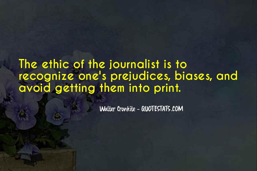 Quotes About Walter Cronkite #1595784