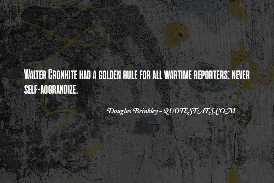 Quotes About Walter Cronkite #193367