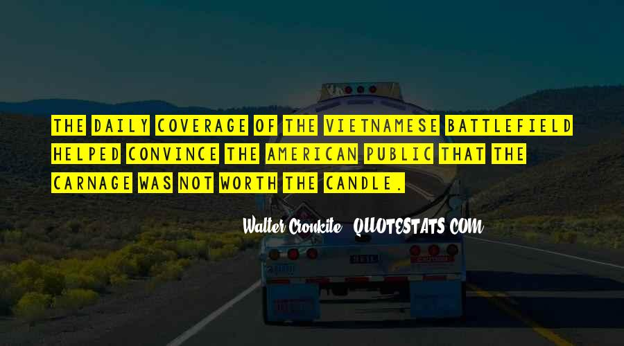 Quotes About Walter Cronkite #29364