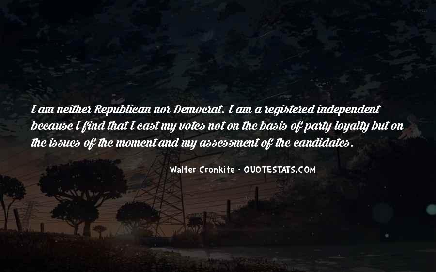 Quotes About Walter Cronkite #297477