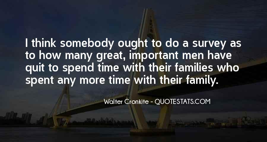 Quotes About Walter Cronkite #506523