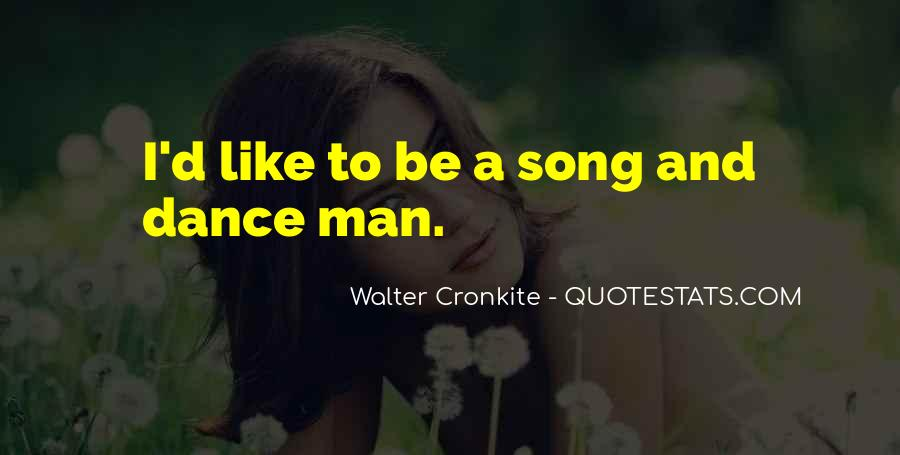 Quotes About Walter Cronkite #832730