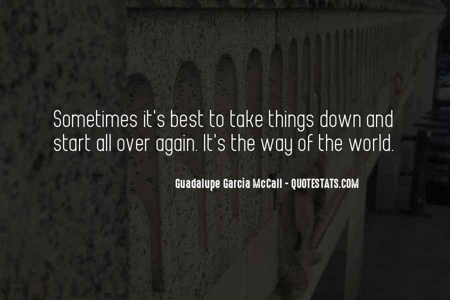Sometimes The Best Things Quotes #1297381