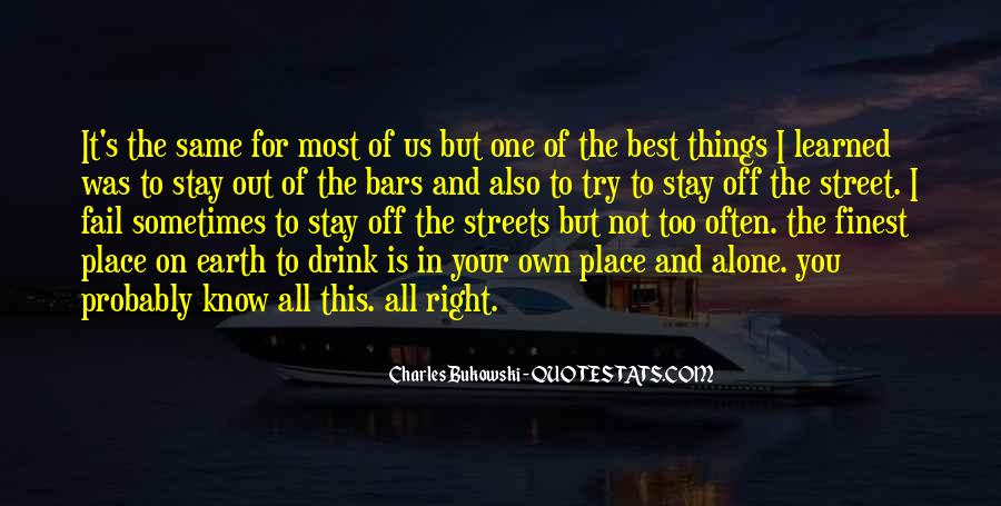 Sometimes The Best Things Quotes #1436810