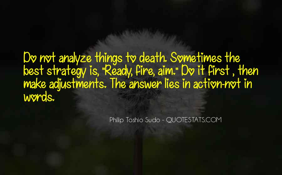Sometimes The Best Things Quotes #1539278