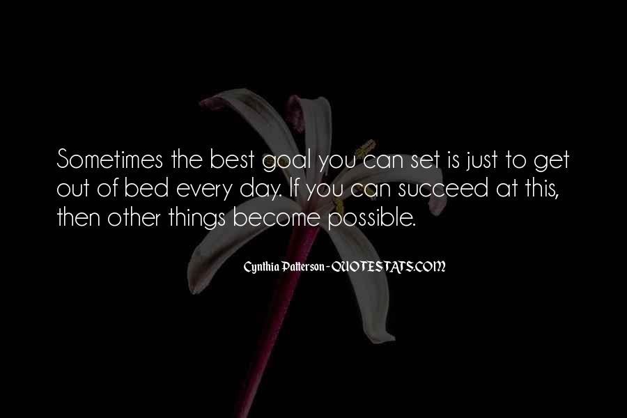 Sometimes The Best Things Quotes #1874091