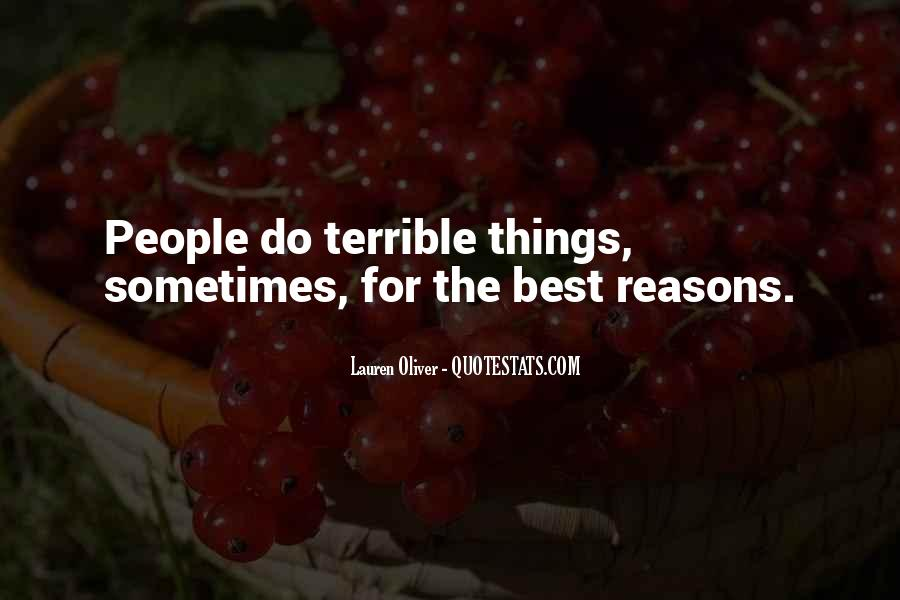 Sometimes The Best Things Quotes #649001