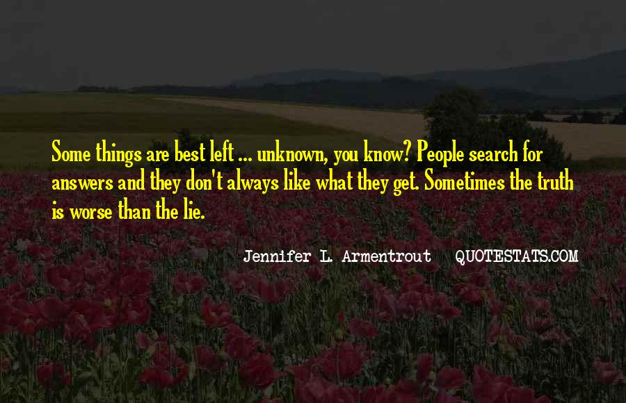 Sometimes The Best Things Quotes #829994