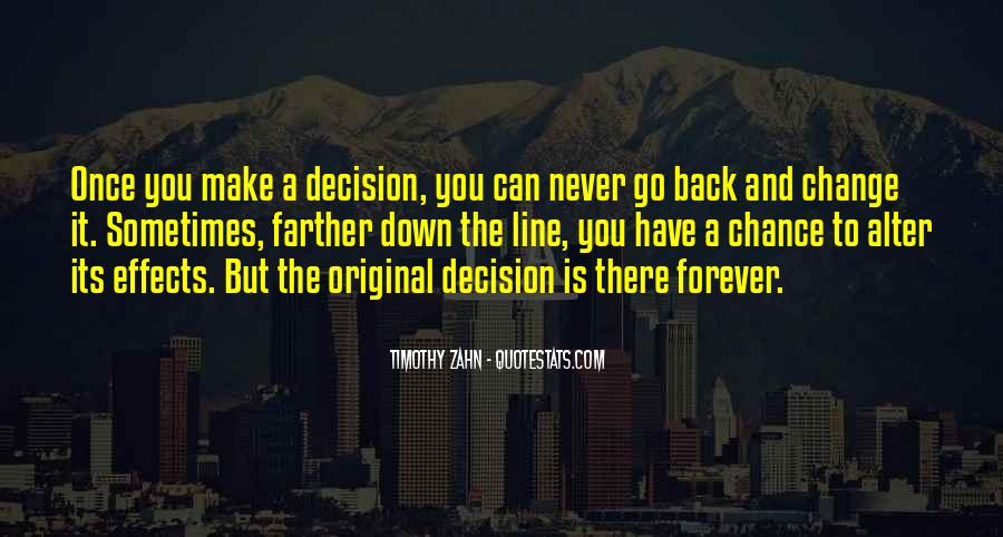 Sometimes You Can't Go Back Quotes #1643491