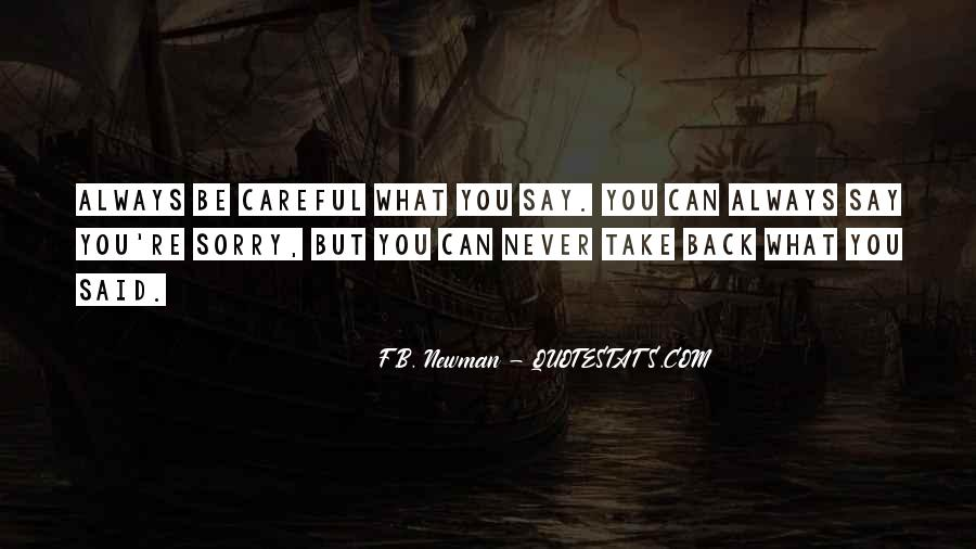 Sometimes You Can't Go Back Quotes #564
